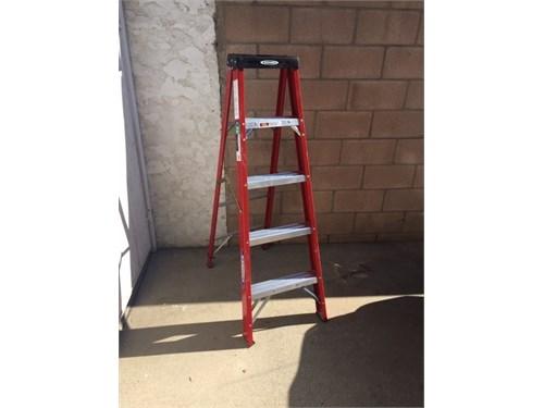 5 feet Werner ladder