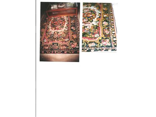 PERSIAN CARPET CIRCA 1920