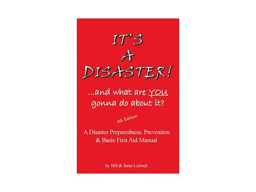 DISASTER SURVIVAL MANUAL