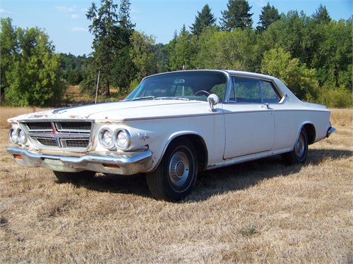1964 300K Cross Ram cars