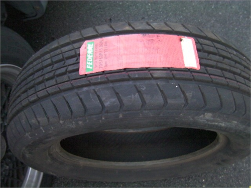 NEW FEDERALTIRE 195/60R15 | Cars and Vehicles | Upland CA | recycler.com