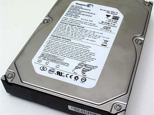 memory and hard drives