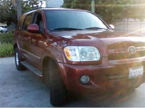 07' Toyota Sequoia