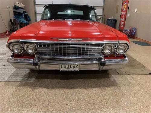 1963 impala convertible s