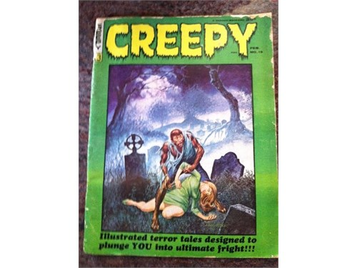 Creepy No. 13 Feb. 1966