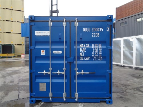 20ft DCShipping Container