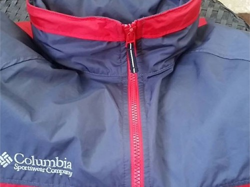 Columbia windbreaker Mens