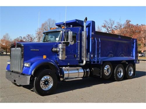 Upgrade your dump truck