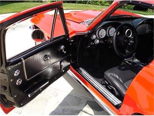 1964 resto Corvette