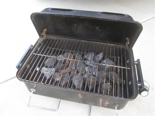 Propane Portable BBQ