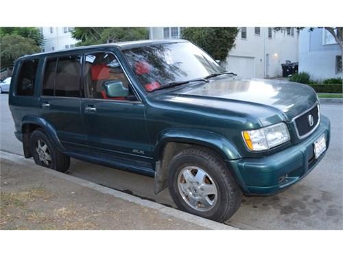 1998 ACURA SLX SUV RUNS