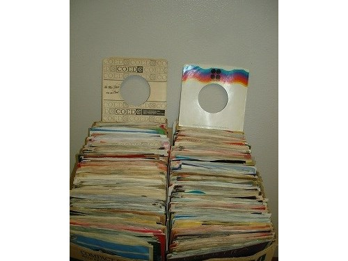 100s 45RPM RECORD SLEEVES