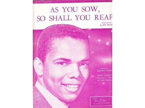 Rare Sheet Music !