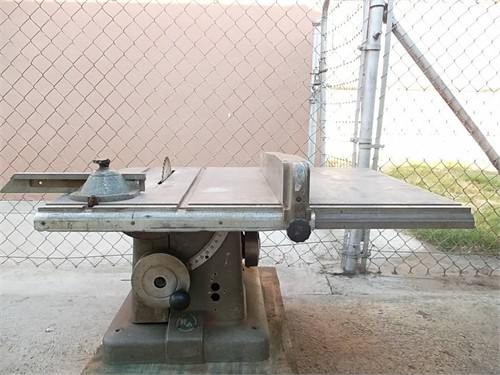 H & A Table Saw