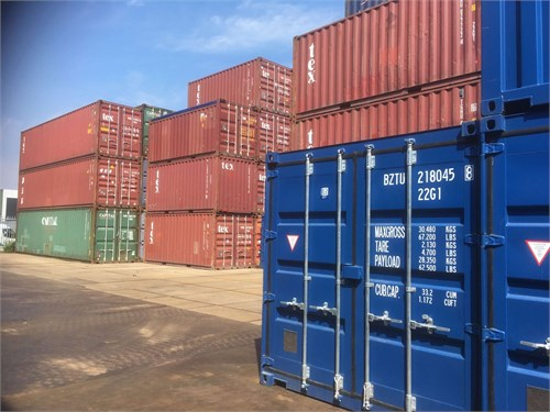 N & U Containers 20' 40'