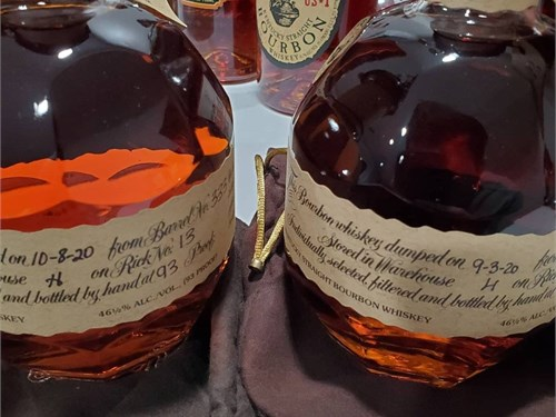 Blanton single barrlo