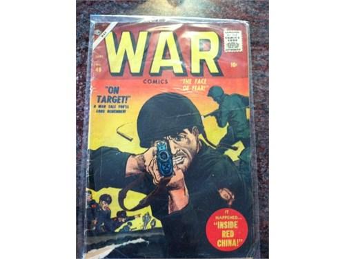 War Comics #49