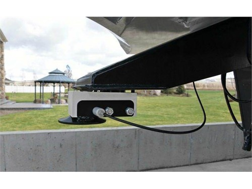Aluminum 5th wheel hitch