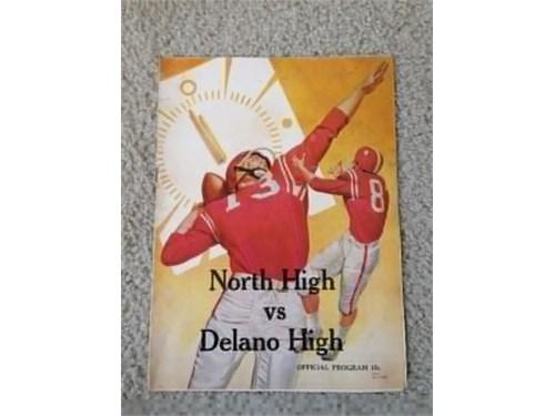 North High Vs Delano High