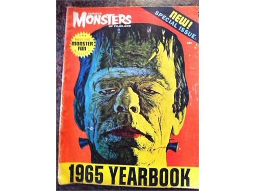 Monsters Yearbook 1965