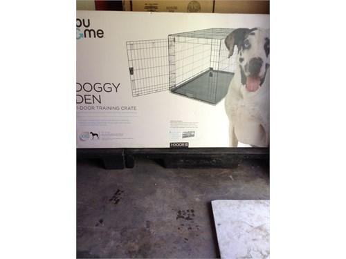 Pet training crate XXL