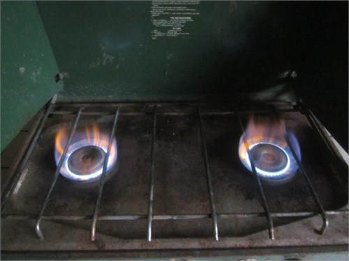 Coleman 2B propane stove