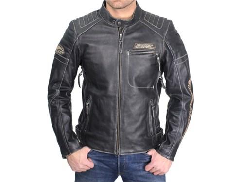 Harley D. Leather Jacket