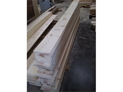 1x8 #2 common Pine lumber