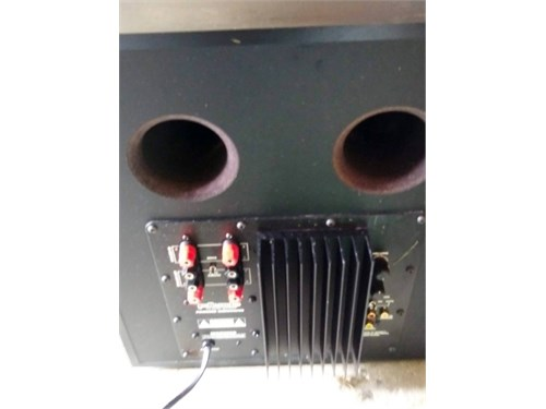 GREAT STEREO SUB WOOFER