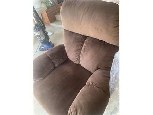 Soft clean recliner