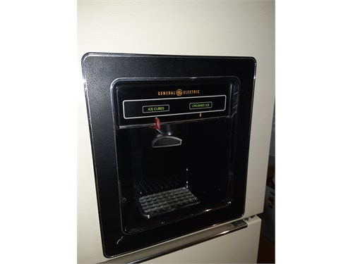 GE Refrigerator Ice Dspns