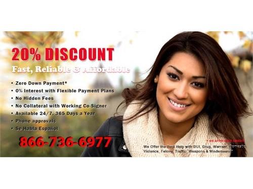 Discount Bail Bonds LA
