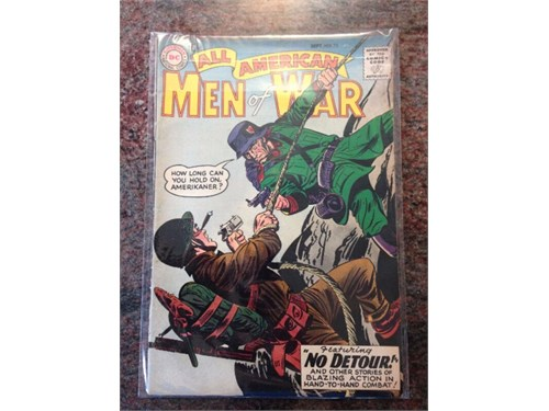 "DC ""All American Men"" #73"