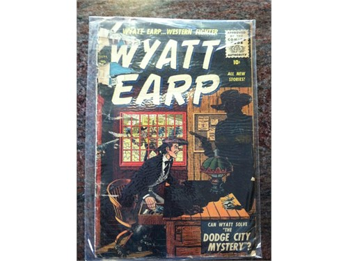 Wyatt Earp The Dodge City