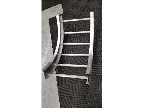 PW Ladder Cable Tray Alu.