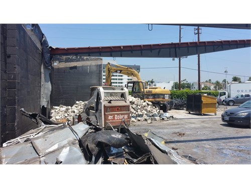 Demolition & Excavation