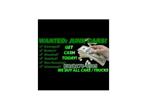 CARS BUYER $ CASH 4 JUNK