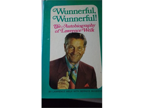 Lawrence Welk Autographed