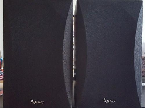Infinity SM 62 Speakers
