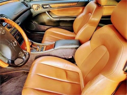 2001 Mercedes CLK320 Conv