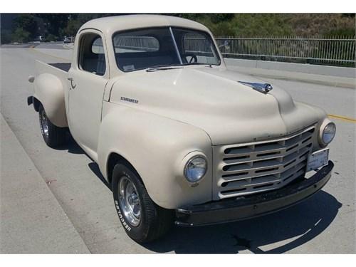 1950 Studebaker 2R5