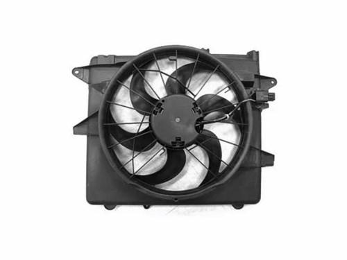 1Mustang Radiator Fan
