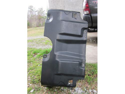 Tacoma Front Skid Plate