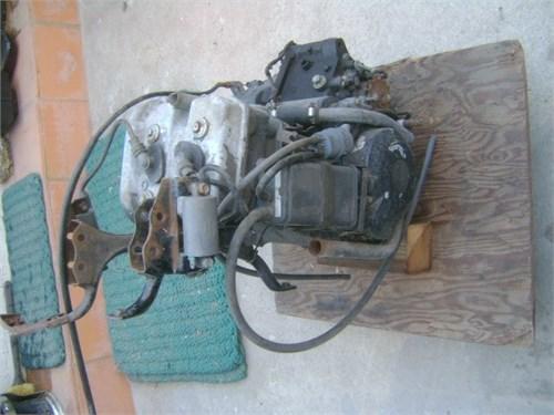 250 kawasaki motor