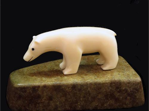 PAULOOSIE PADLUQ BEAR