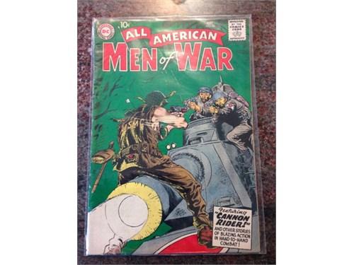 """All American Men"" - #52"