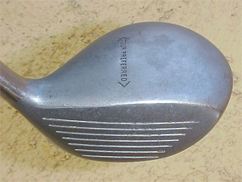 LH TaylorMade SPOON 3wood
