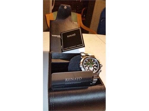 Renato Men's T-Rex Watch