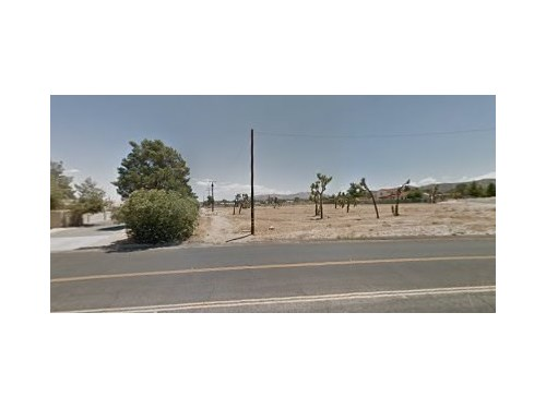 Yucca Valley Vacant Lots