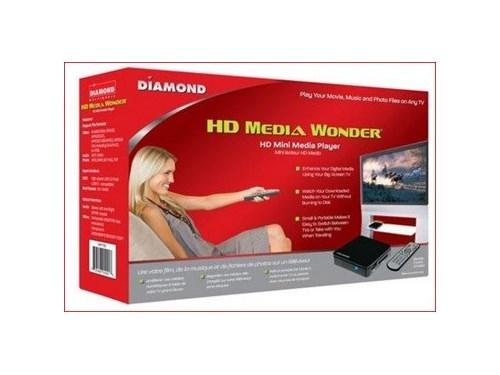 DIAMOND HD MEDIA WONDER
